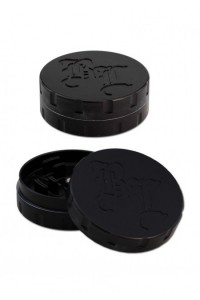'BL' 'Startrails' Aluminium Grinder 2-part 62mm black