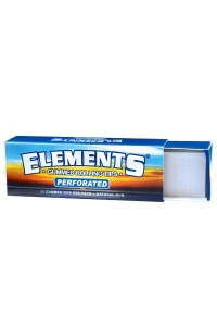 Elements Perforated Gummed Tips 33шт