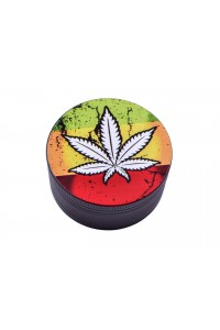 Rasta Masta Grinder 3part 50mm