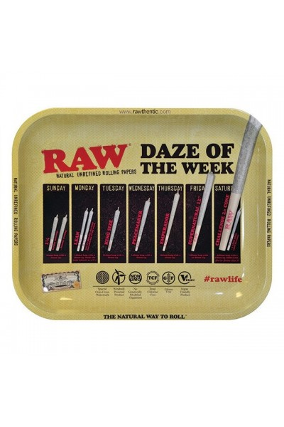 Поднос RAW Daze of the Week