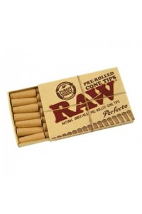 RAW Perfecto Cone Tips pre-rolled