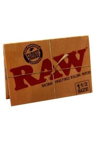 Raw Classic 1 1/2 Size Rolling Paper