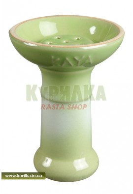 Чаша KAYA 'Large Masta' -green